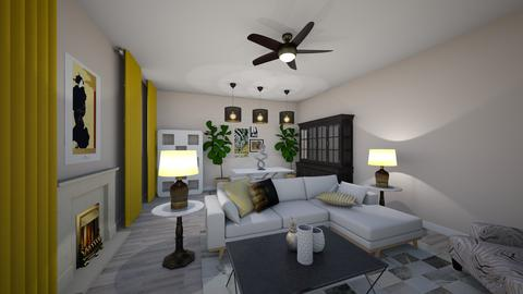 HouzzHelp - Living room - by hmgrl