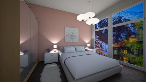 Space - Modern - Bedroom - by Twerka