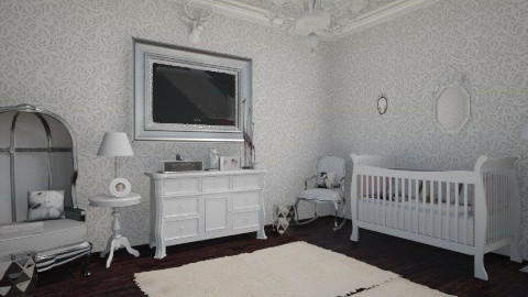 d - Eclectic - Kids room - by nataliaMSG