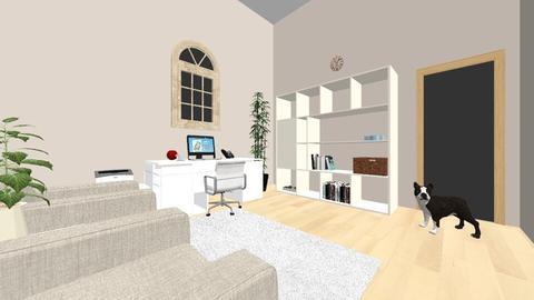 Maryam Scenario 2 - Office - by MaryamDiao