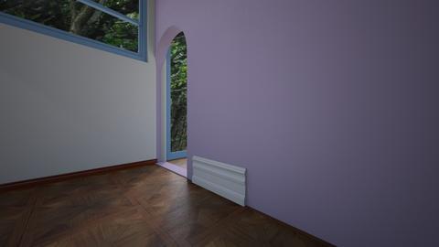 Bedroom baseboard sample - by Thaipad