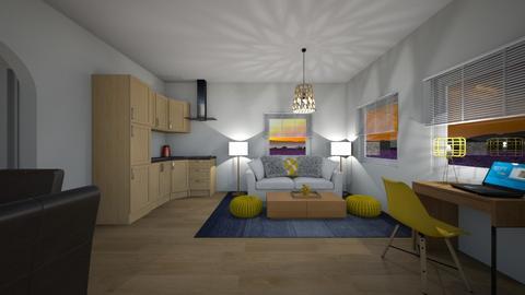 studio apartmant - by seldina