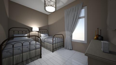 quarto dos hospedes - Country - Bedroom - by kelly lucena