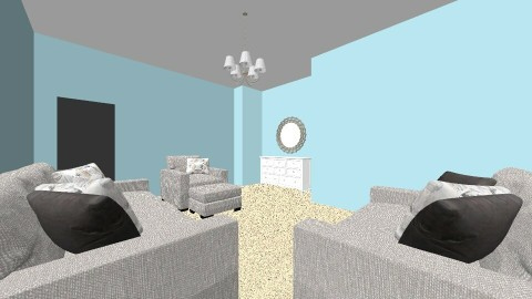 Living Room - Living room - by Bethany Claire Pham