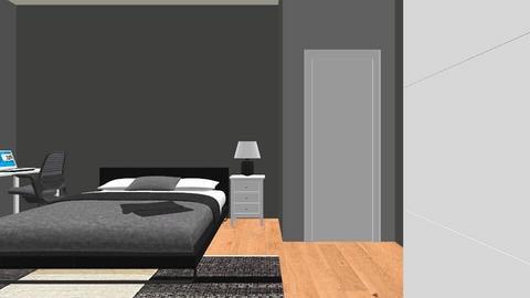 Ari House - Bedroom - by adiputra4