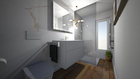 Cristina baie_12 - Bathroom - by Zoltan Ferencsik