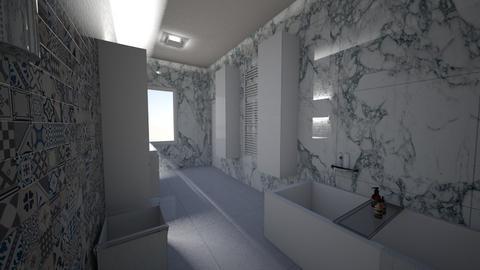 b5 - Bathroom - by lupuuandreea