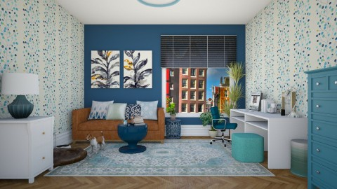 Home Office for Kelly - Eclectic - by martinabb