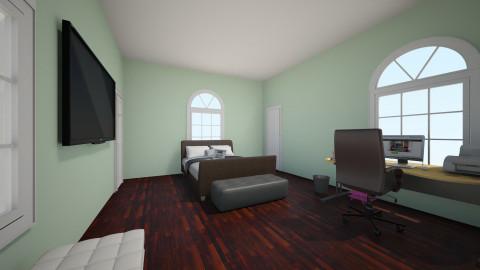 My bedroom - Bedroom - by dionicholson60