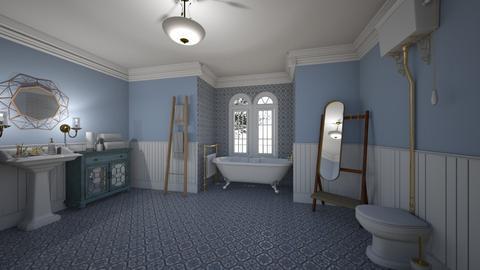 Ada Bart - Country - Bathroom - by AdaBart