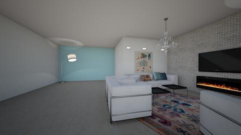 2597 Anat1a - Modern - Living room - by anatklin