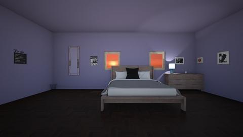 Bedroom Design Final - by vanpelm20