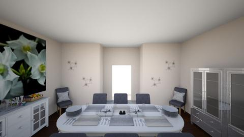 dining room 1 - Dining room - by meme6604