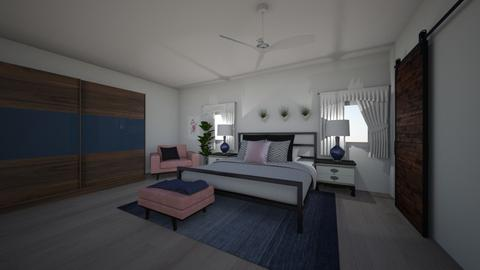 Apartment remixbyme - Modern - Bedroom - by roomermakerthingyer