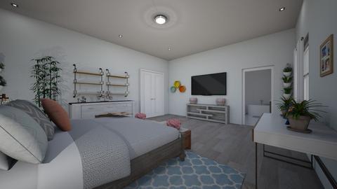 bedroom - Bedroom - by karrellvallecer04