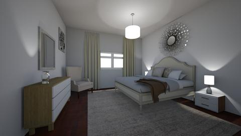 Bedroom2 - Classic - Bedroom - by LarisaOLG