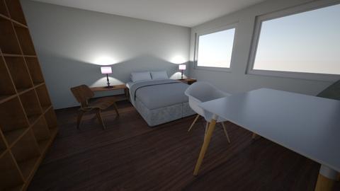 Muriel - Bedroom - by melcampusano