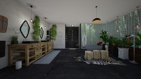tfbj - Bathroom - by TRMVM