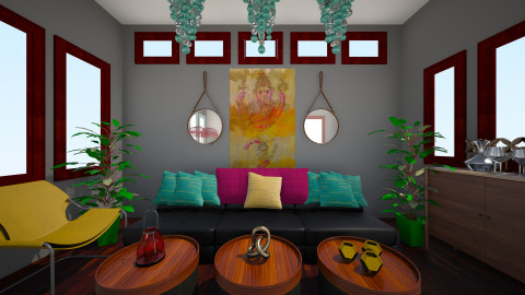 Living room - Living room - by Mara30