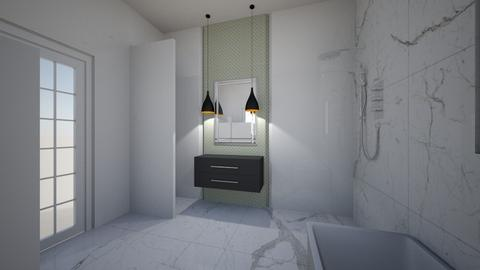 lazienka konturlazienka4 - Bathroom - by noryem