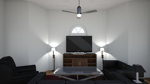 chris master peice - Modern - Living room - by Ckmartin412
