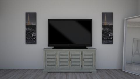 Modern bedroom 1 - by avilab20