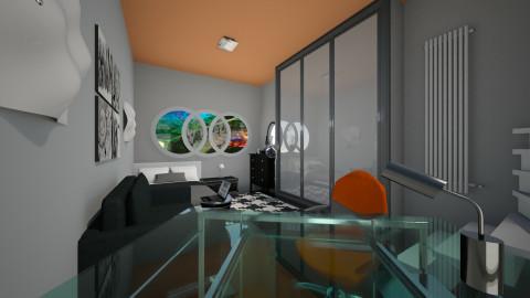 Basement living - Minimal - by mrschicken