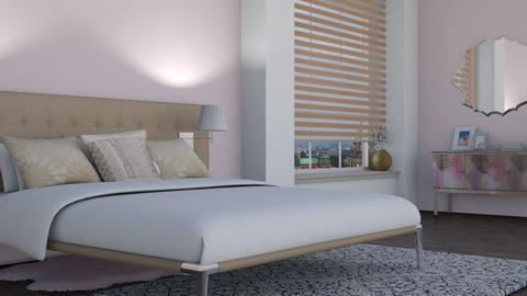 Shabby chic bedroom 2 - Feminine - Bedroom - by snjeskasmjeska