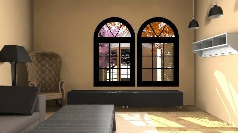 Something - Living room - by sil_vik