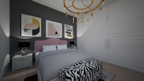 classy - Bedroom - by shafanissa aura