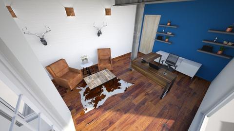 office entry - Rustic - Office - by jok487
