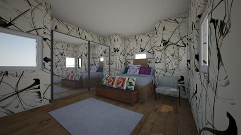 haus5 - Retro - Bedroom - by vitalencur