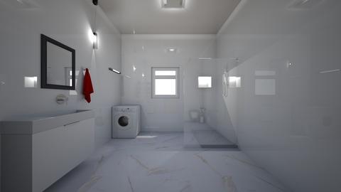 Bathroom  - Bathroom - by saratevdoska