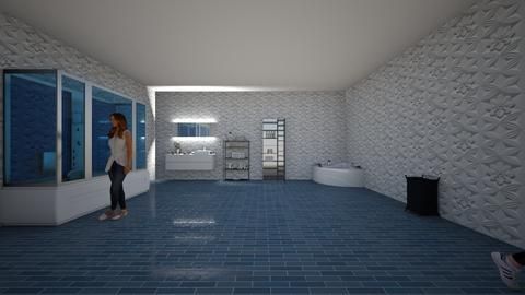 Nautical Bathroom - Bathroom - by kfoulk1198