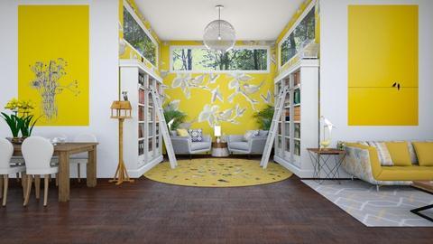 bird - Classic - Living room - by annator
