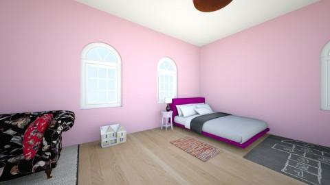 kids bedroom - Classic - Kids room - by xViktoria12