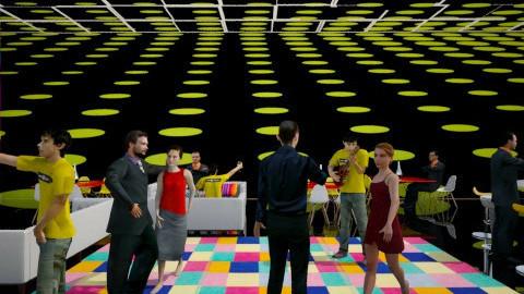 Dance Club - Eclectic - by Noella Louisy