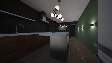 kor07 - Modern - Bathroom - by florclavel