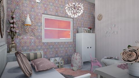Mas room - Glamour - Kids room - by abbi jerath