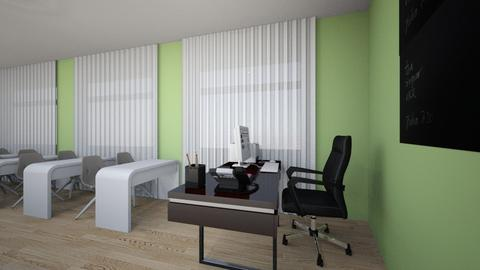 2001 - Modern - Office - by Asya93