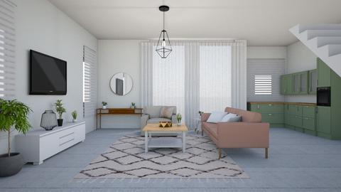 0606  - Living room - by Eitan Tish