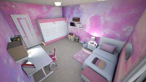 family home 135 - Modern - Kids room - by Stavroula Chatzina