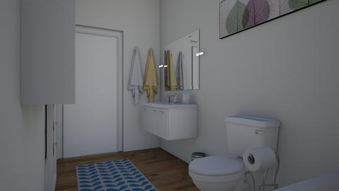 bathroom 3 - Bathroom - by mag47