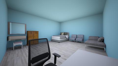 Dream Bedroom - Bedroom - by ava_low_000