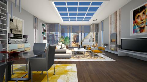 29Th Floor - Modern - Living room - by janip