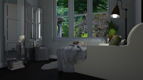 Reading Nook 2 - Living room - by KellyJR