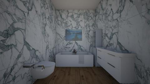 Marvel Madness - Modern - Bathroom - by JustusRose