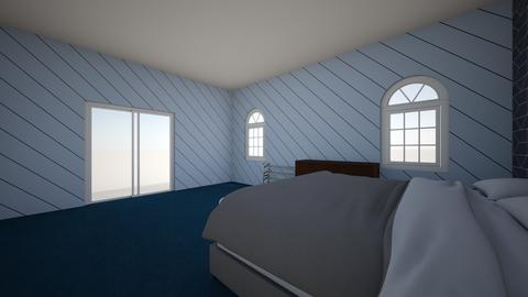 bb - Bedroom - by Quakers