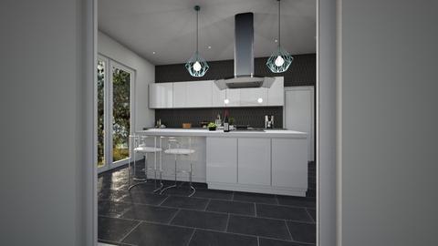 reali kitchen1 - Kitchen - by gloria marietti