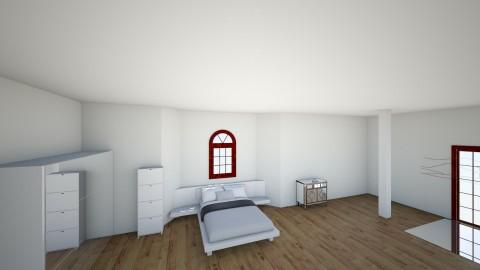 royal bedroom - Bedroom - by Maryanne Hoffman